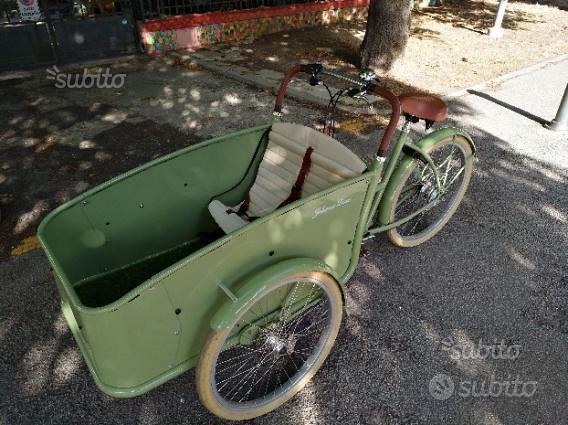 Cargo Bike Johnny loco mod.Lima