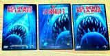 Lotto 3 Dvd Lo Squalo 2, 3 e 4 Audio Italiano Jaws