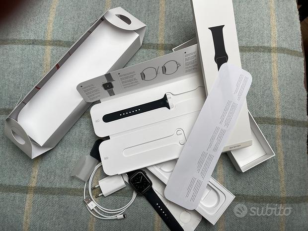 Apple Watch serie 5 44 mm Aluminum Space Gray