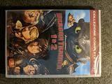 DVD Dragon trainer 1 e 2