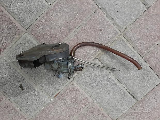 Carburatore 16.10 dell'orto vespa 50 n r l ferro