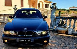 BMW 520i 6 cilindri E39 Benzina Storica Tettino