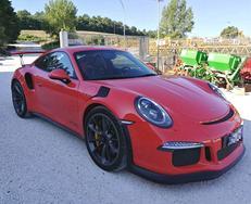 PORSCHE 911 GT3 RS COUPE' ANNO  KM 9218