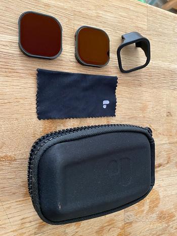 Polarpro ND filters per Gopro 8 black