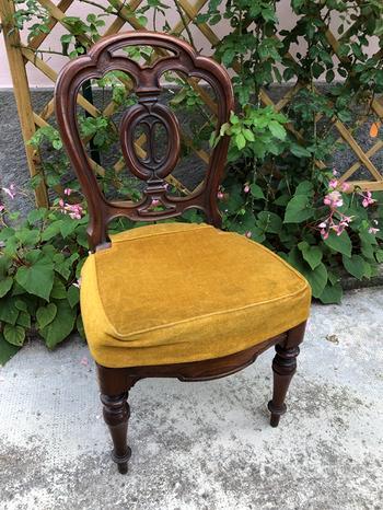 Coppia sedir antiche