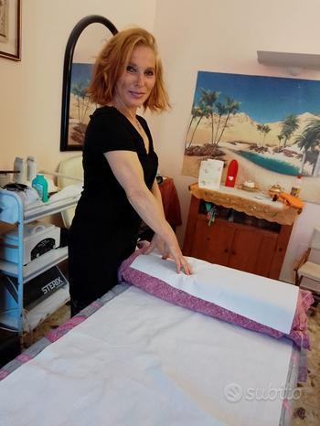 Estetista massaggiatrice professionista