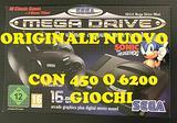 MINI MEGA DRIVE con 6200 giochi Nuova