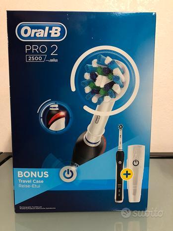 Oral-B PRO 2 2500 Spazzolino Elettrico Ricaricabil