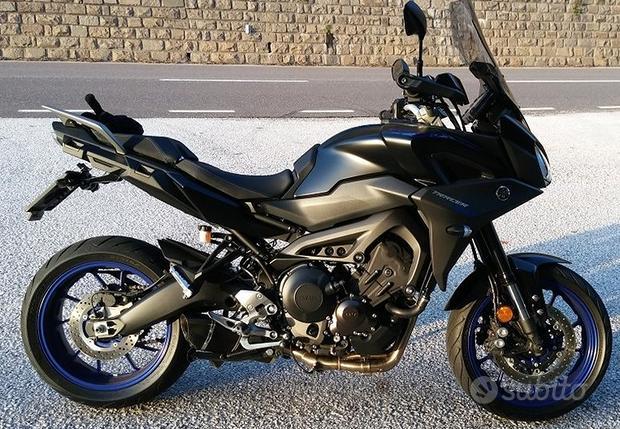 Projsix Titanium Black Yamaha MT-09 Tracer