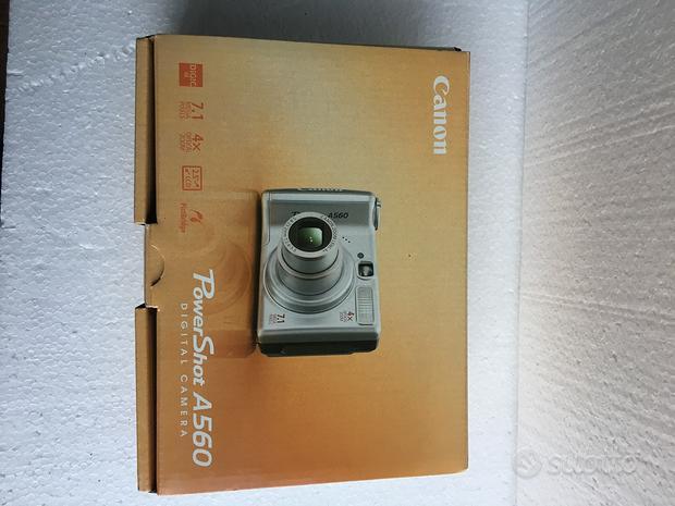 Canon powershot a560 nr 390