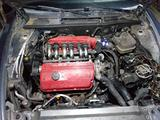 Meccanica alfa 166 2.0 v6 turbo 12 valvole 1998