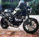 Ducati S2R Custom Army iE