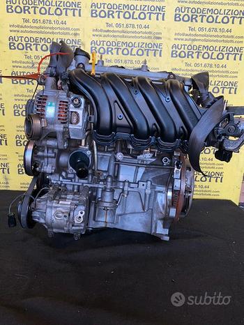 TOYOTA YARIS motore usato 2NZFE