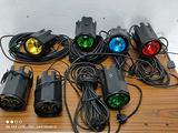 Discolight master d 10 disco luci psichedeliche