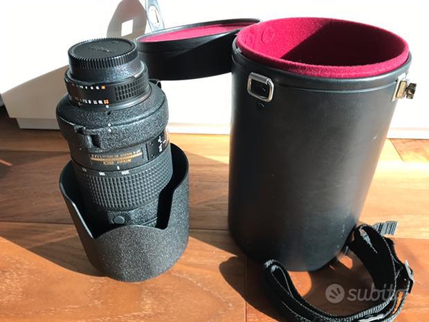 Nikon Nikkor AF-S 80-200 f2.8 pari al nuovo