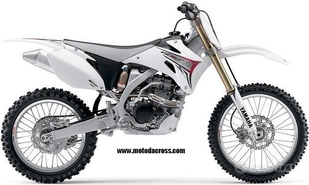 Yamaha 250 Yzf Yz-F Wrf Wr-F 2006-2009
