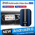 Multimedia Video Box Android 9 Auto Apple CarPlay