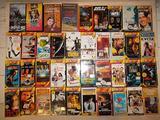 VHS film vari elenco 2