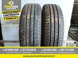 Gomme usate 195 65 15 91t continental