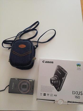 Canon ixus 160 anno 2015
