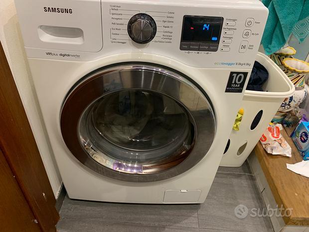 Lavatrice ultra compatta 45cm