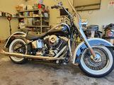 Harley Davidson deluxe 103 abs