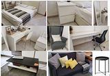Mobili Camera letto / Soggiorno da vendere
