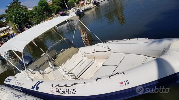 Joker Boat Clubman 26 + Yamaha F250