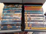 Oltre 100 dvd film d'animazione, cartoni, Disney