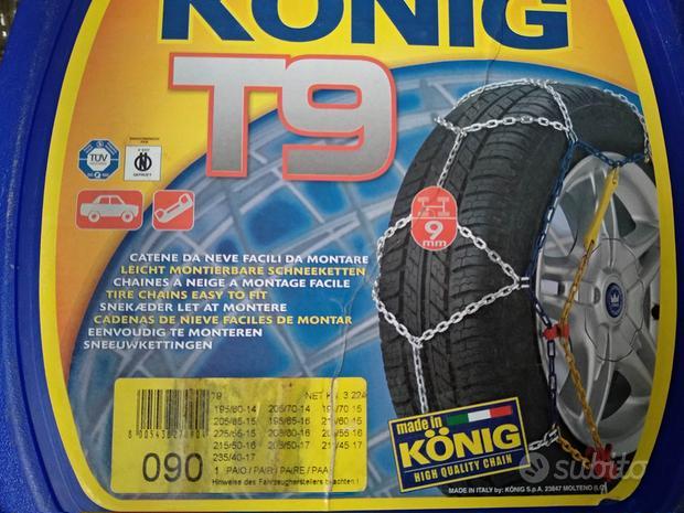 Catene da neve KONIG T9