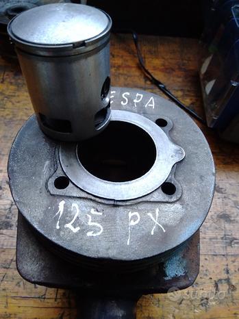 Cilindro e pistone vespa 125 px