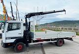 Autoc/ Camion/ Gru/ Cass MERCEDES ATEGO 814
