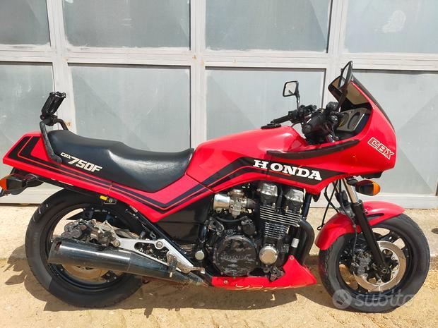 Honda CBX 750 F epoca