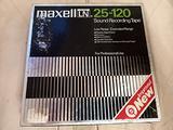 Bobine maxell Ampex per registratori a bobine