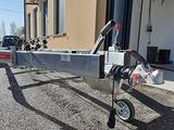 Carrello Trasporto Barche 2800 Kg Satellite