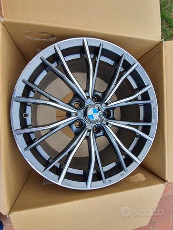 4 cerchi Nuovi 17 Bmw serie 1 2 3 X1 X3 Z3