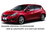 Ricambi Nissan Pulsar disponibili