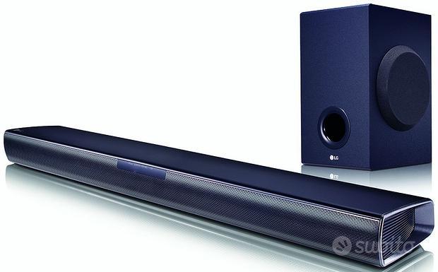 LG SJ2 soundbar bluetooth + SUB WIRELESS