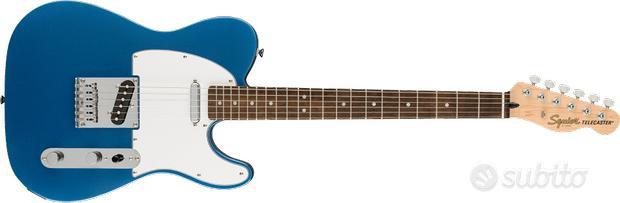 Fender Squier AFF TELE LRL WPG LPB