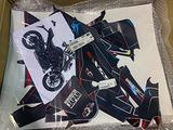 Adesivi sticker Suzuki GSX-S 1000 decalco grafiche