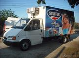 Ford transit, isotermico