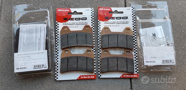 Ducati sf848 2012 /2014 kit4 pastiglie zcoo b002ex