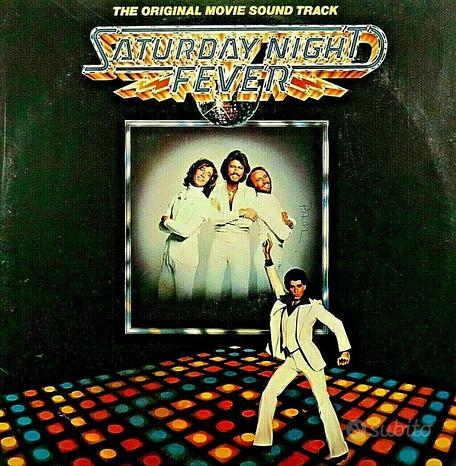 LP Saturday Night Fever Colonna Sonora