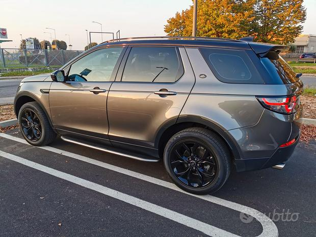 LAND ROVER Discovery Sport - 2017