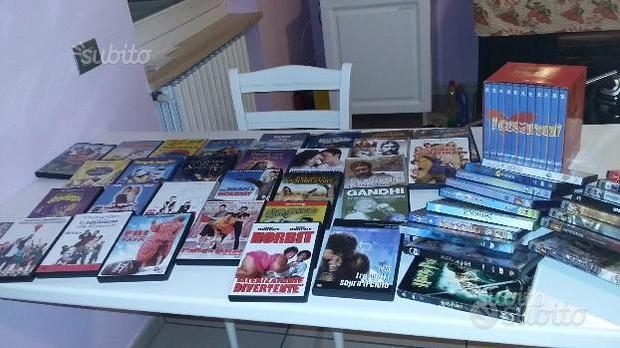 SET di dvd e videogiochi