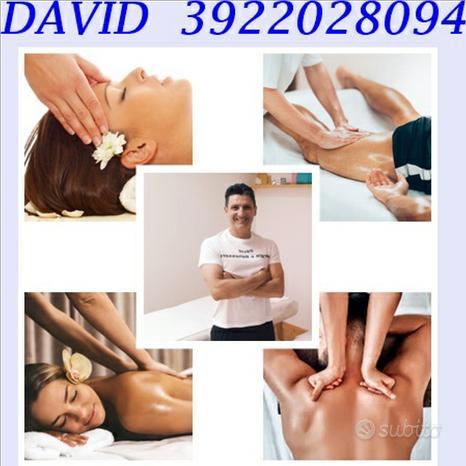 Massaggi professionali anche a domicilio