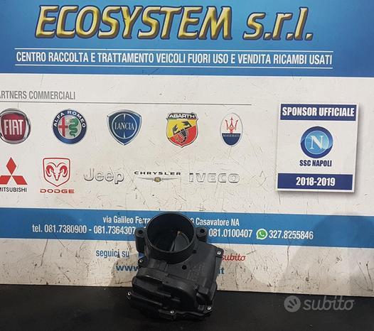 CORPO FARFALLATO MINI Cooper 2° Serie 1600 benzina