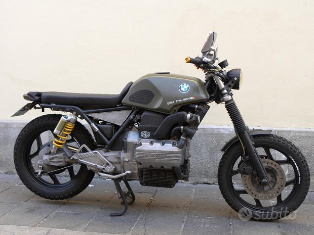 BMW K 75 Scrambler