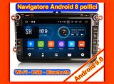 [NUOVO] Stereo android 9 car tablet per Volkswagen