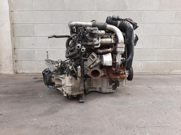 Motore e cambio Dacia Sandero 2011 1500cc TD K9KE8